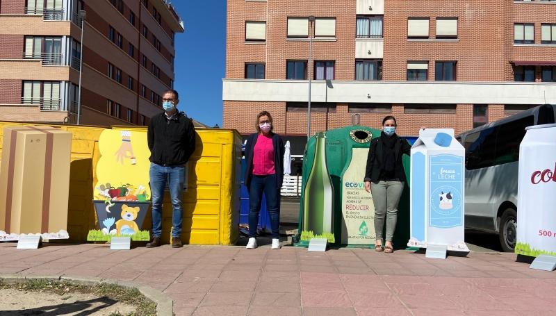 «Laguna de Duero Recicla», la nueva campaña informativa sobre residuos sólidos urbanos