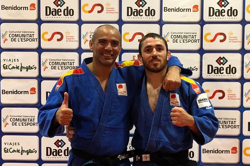 Alberto Gaitero prepara el campeonato del Mundo en Benidorm