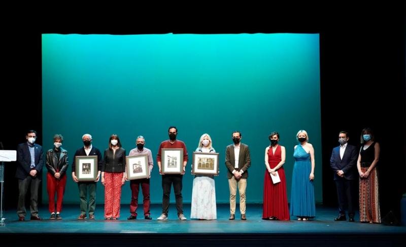 La A.C. Athenea Musical recibe el cuarto premio de la 37ª Muestra de Teatro de Valladolid