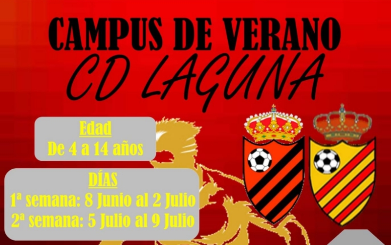 El C.D. Laguna presenta su Campus de Verano