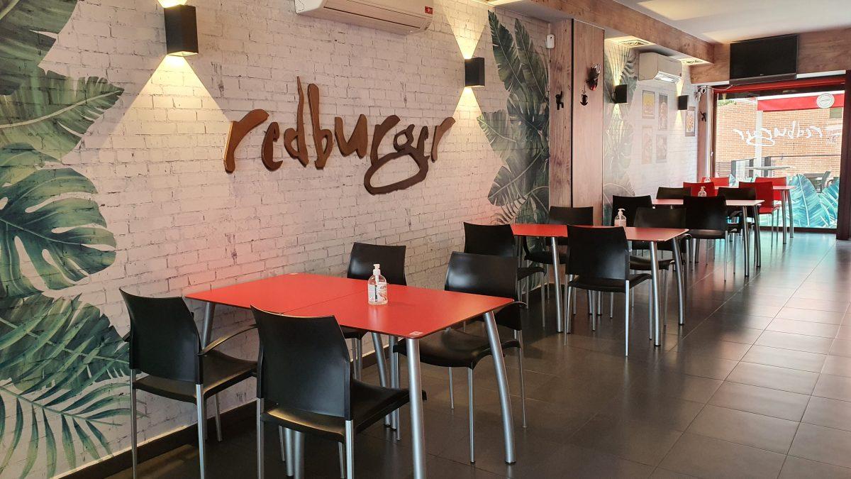 Redburger renueva su imagen para seguir ofreciendo la calidad de siempre