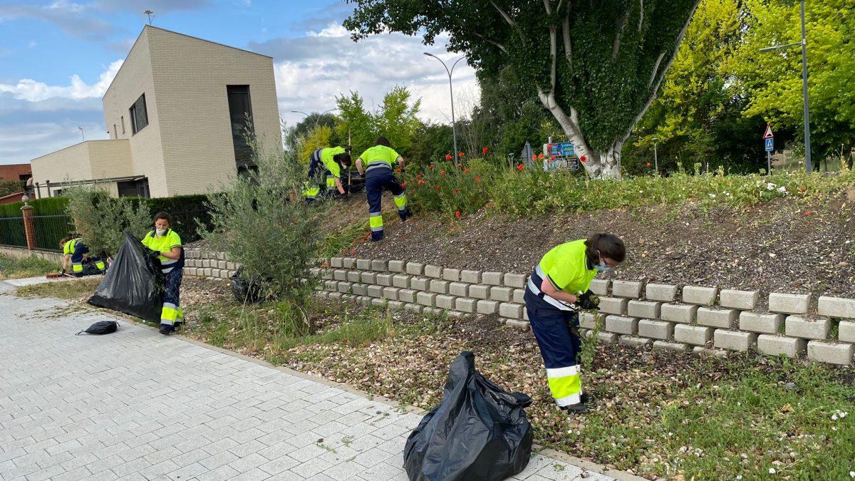 24 trabajadores se incorporan a la plantilla municipal gracias a los programas mixtos de empleo