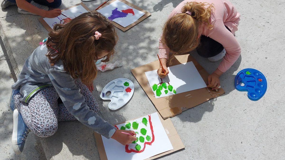 El CEIP Ntra. Sra. del Villar presenta su proyecto artístico de la mano del Museo Nacional Thyssen