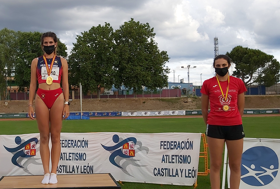 Laura Martín y Mónica Alejandro vuelven a subir al podio en el Campeonato regional absoluto