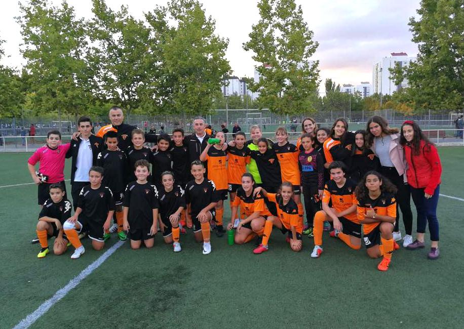 El Atlético de Laguna, el club que nació entre amigos, cumple una década