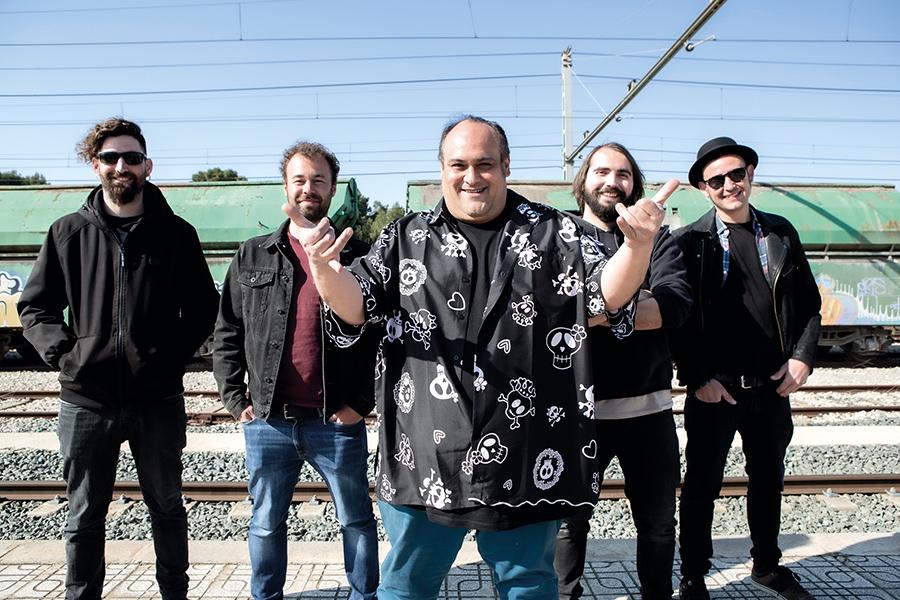 Benito Kamelas arranca una gira a nivel nacional para presentar nuevo disco con tres laguneros en sus filas