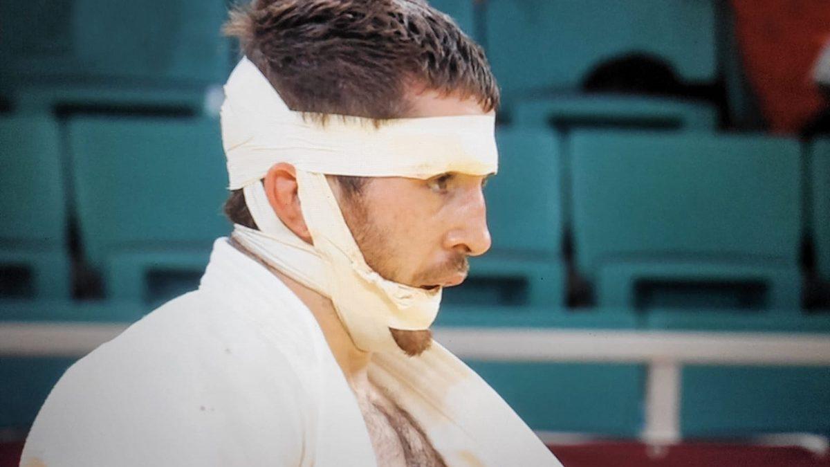 Alberto Gaitero se despide de los JJOO tras caer en su primer combate frente al ucraniano Georgii Zantaraia