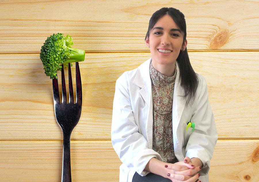 Sara Vega, dietista y nutricionista: '¿Por qué no bajo de peso?'