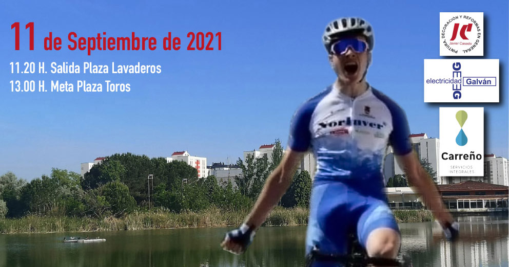 El ciclismo vuelve a Laguna de Duero este próximo 11 de Septiembre