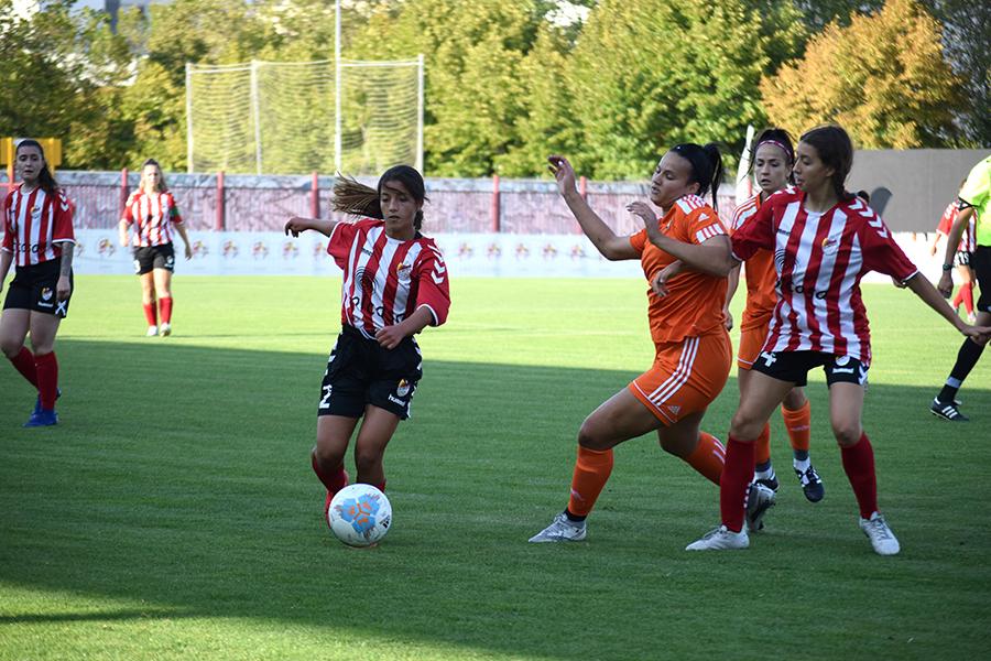 El Parquesol se pasea ante el San Pío y jugará la final contra el Lince