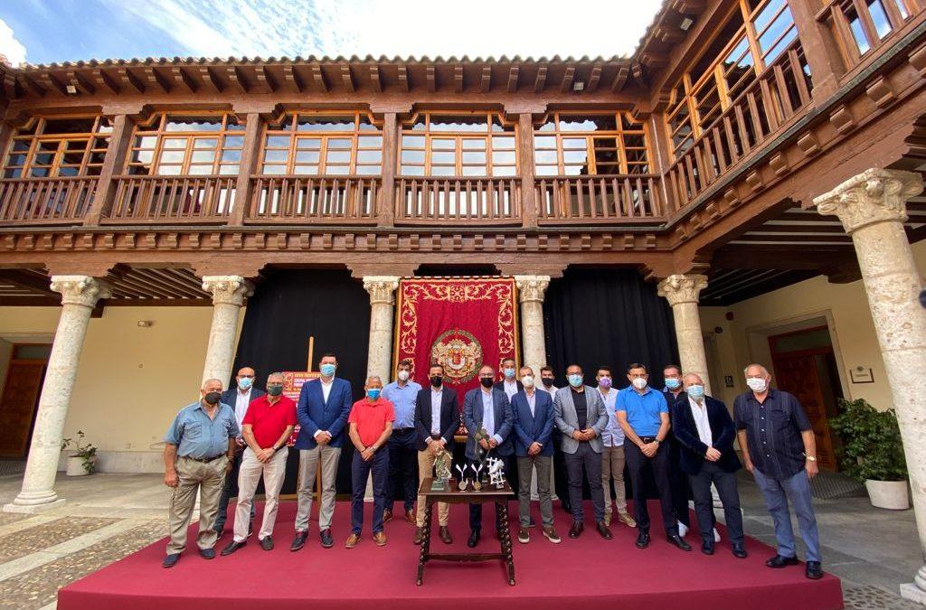 Laguna de Duero acogerá la celebración del XXVII Trofeo Diputación de Fútbol