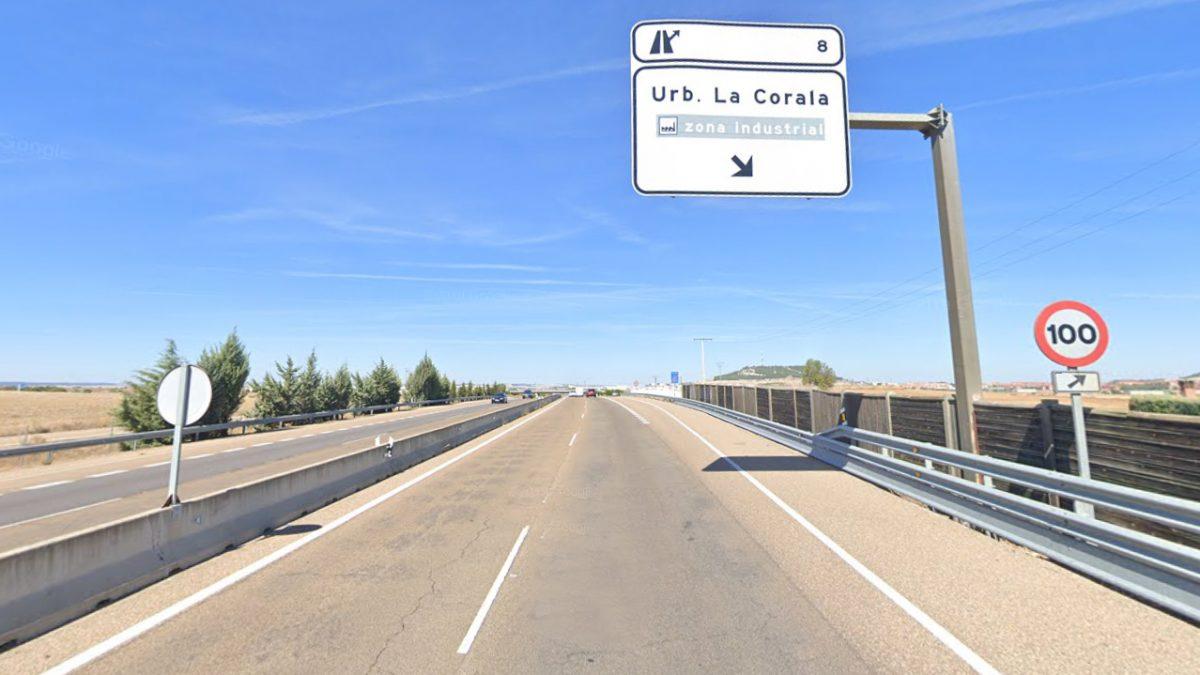 Hallado el cuerpo de una persona fallecida en la autovía A-601 a la altura de Laguna
