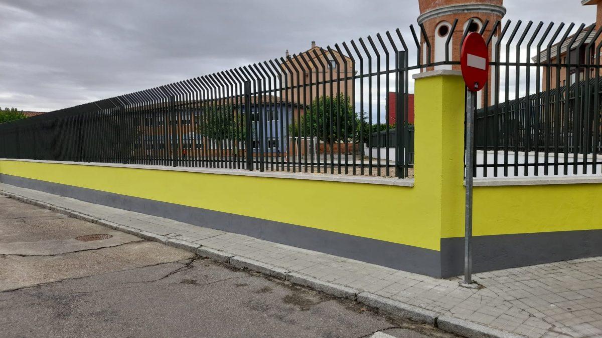 El CEIP Los Valles comienza el curso con sus instalaciones renovadas