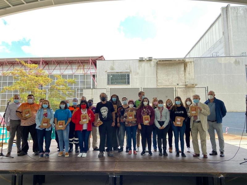 El tejido asociativo y el voluntariado de Laguna vuelve a reunirse en torno a Asoci@rte