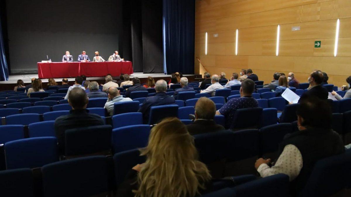 La Mancomunidad de Valladolid y Alfoz pide a la Junta asumir las competencias del servicio de recogida de residuos